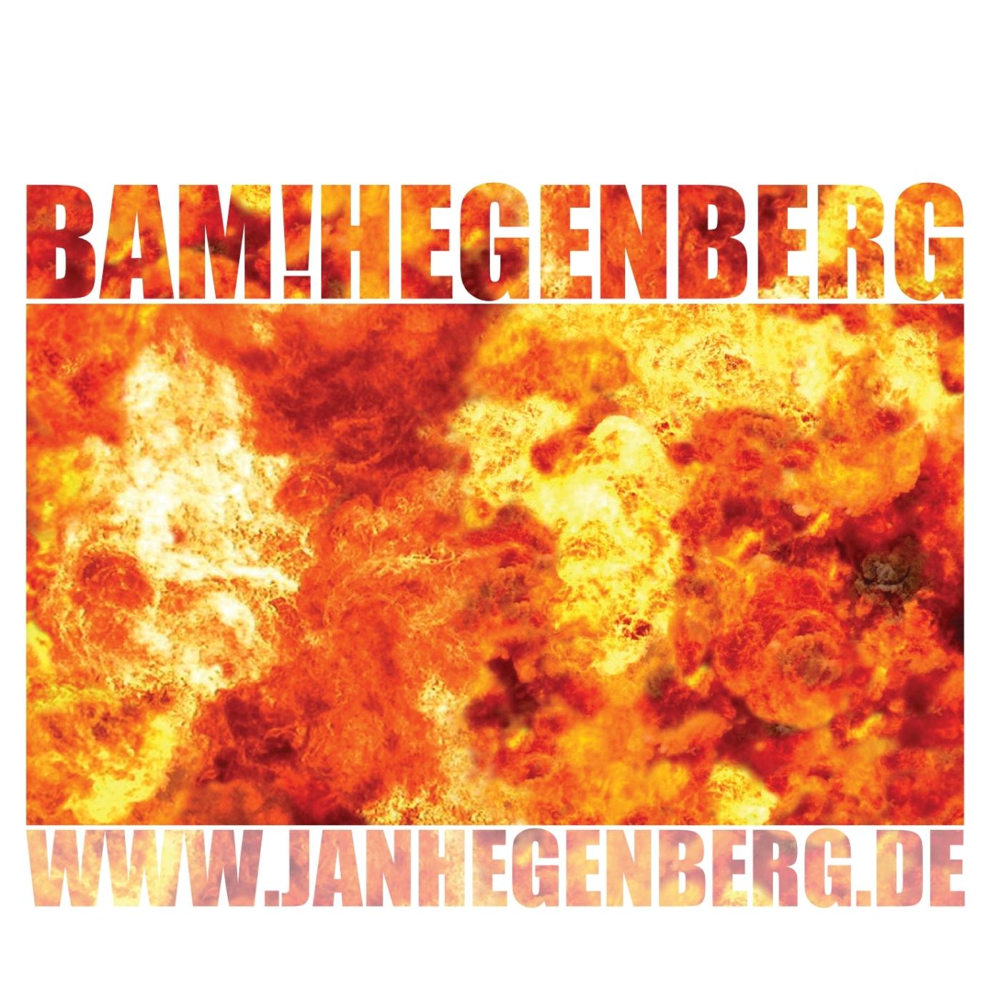 BAM!HEGENBERG - Cover1400