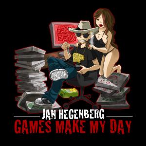 Album - GAMES MAKE MY DAY